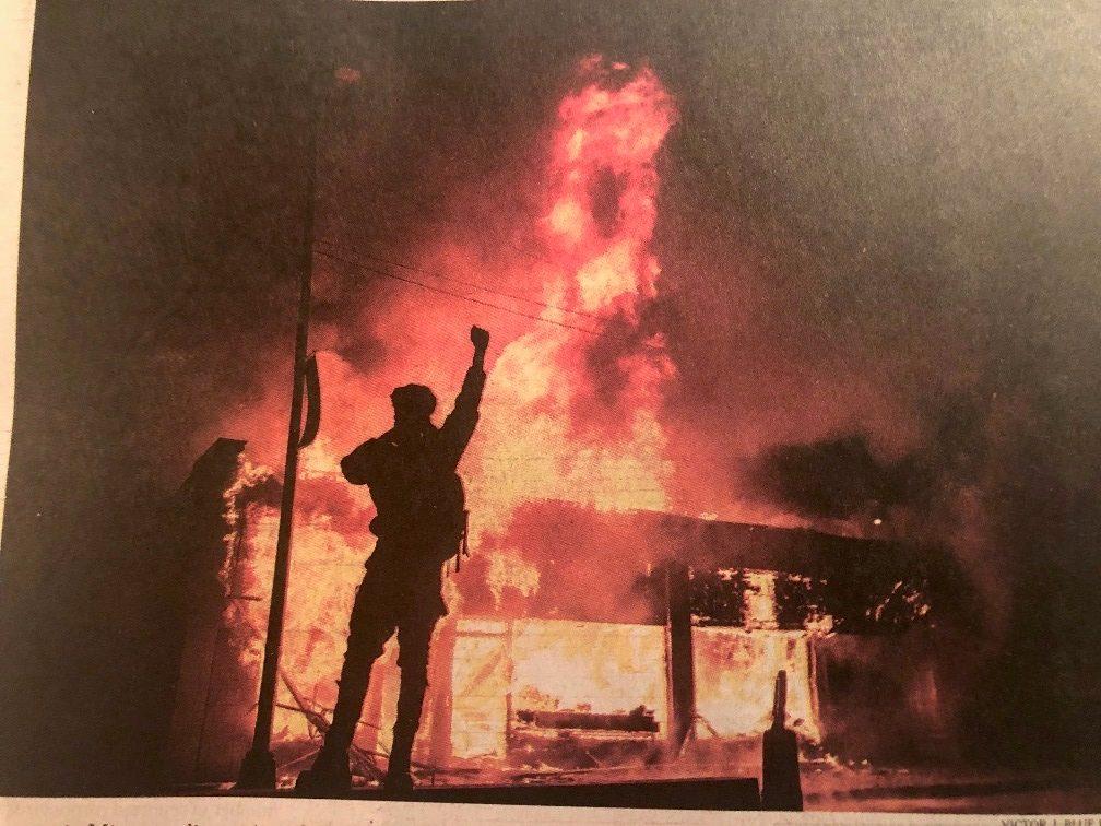 <center>Minneapolis Burning</center>