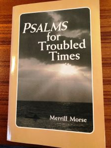 <center>Psalms for Troubled Times</center>