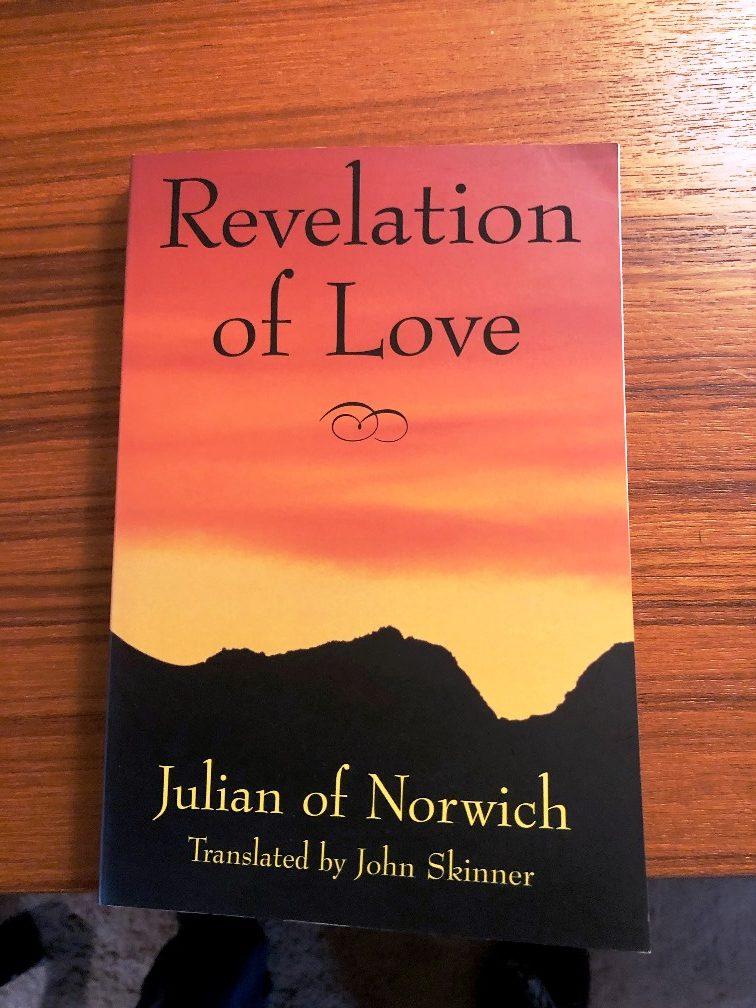 <center>Julian of Norwich's Revelation of Divine Love</center>