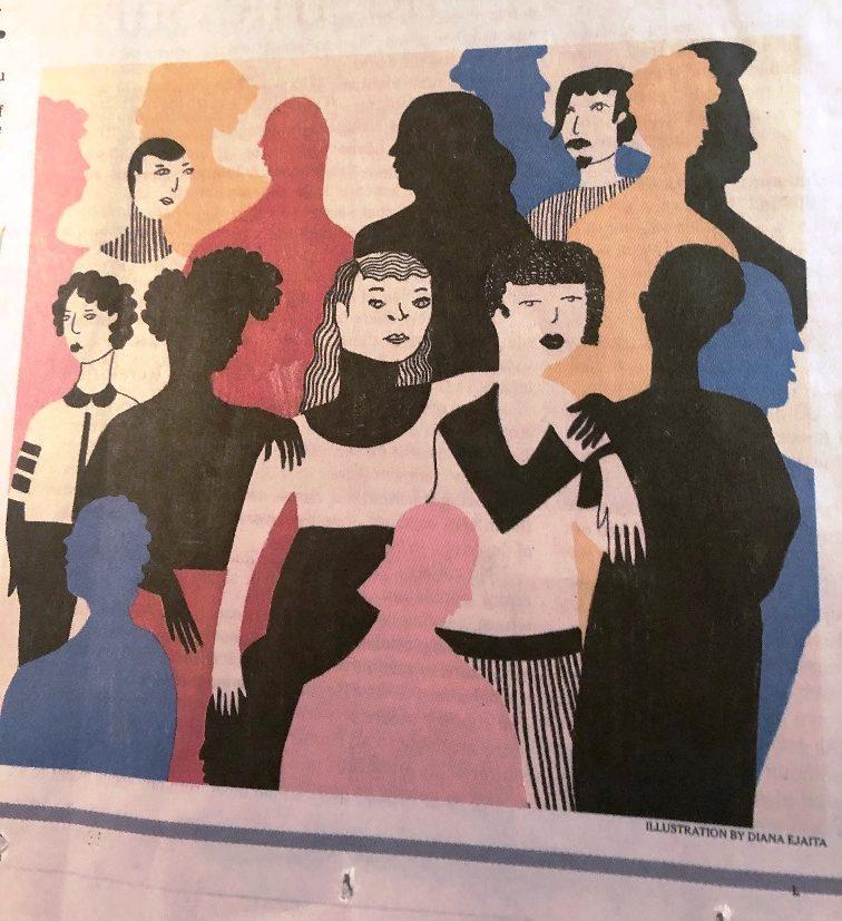 <center>Art from Kate Murphy's op-ed</center>